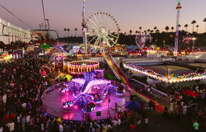 Fairplex Presents LA County Fair