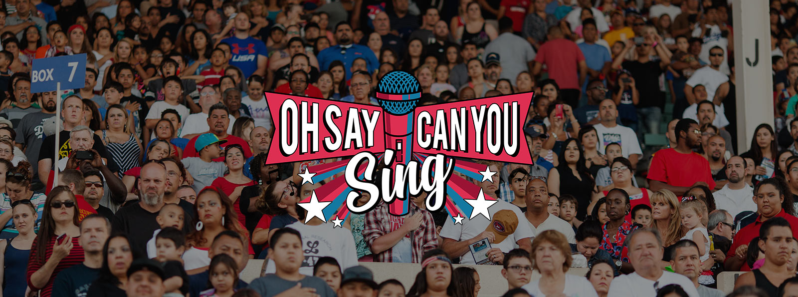 Oh Say Can You Sing Contest