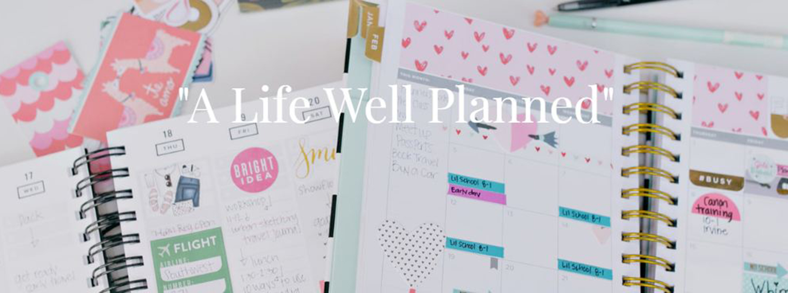 planners banner