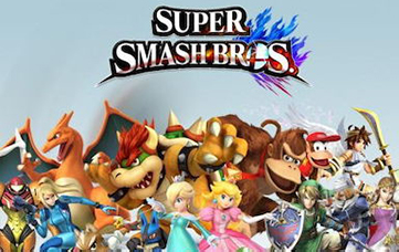 Super Smash Bros Tournament at Finish Line Sports Bar and Grill