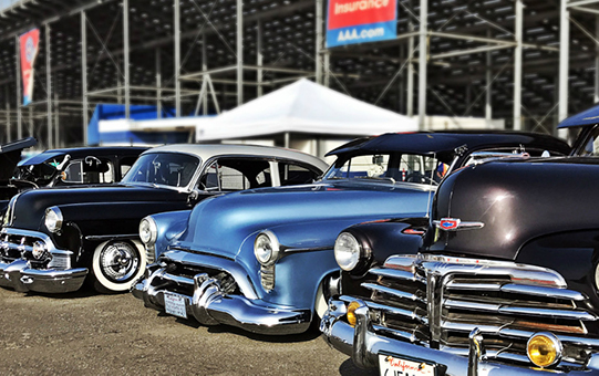 Pomona Swap Meet & Classic Car Show December 2019
