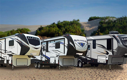 Giant Winter RV Sale