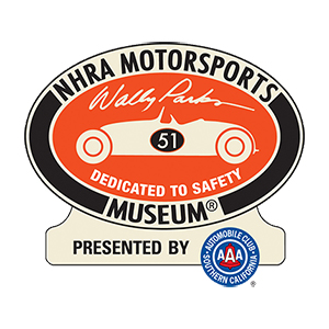 NHRA Motorsports Museum at Steam Fair