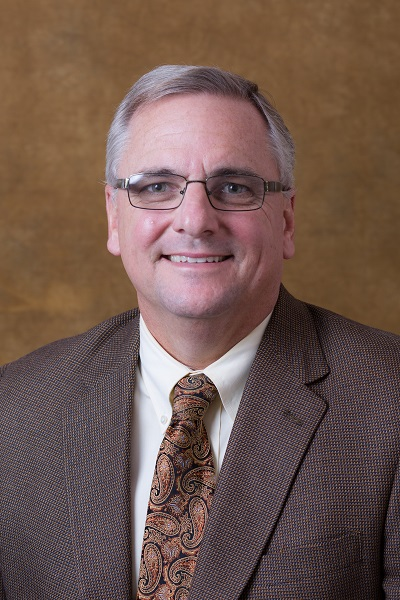 Dwight Richards-Vice President-Operations