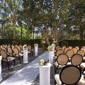 Wedding patio