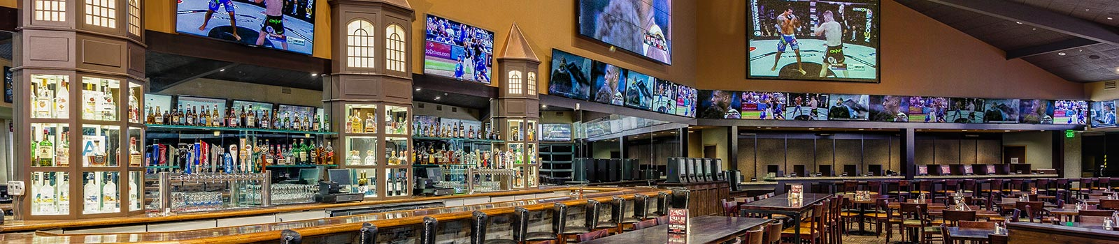 The Finish Line Sports Bar & Grill, which can be found in Pomona, California, is a restaurant which offers not just food and drink but the chance to wager on horse racing/5(1).