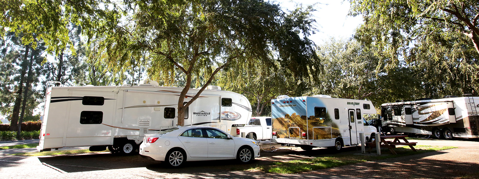 Fairplex Rv Park Rent Camping Cabins Or Rv Space With Full Amenities