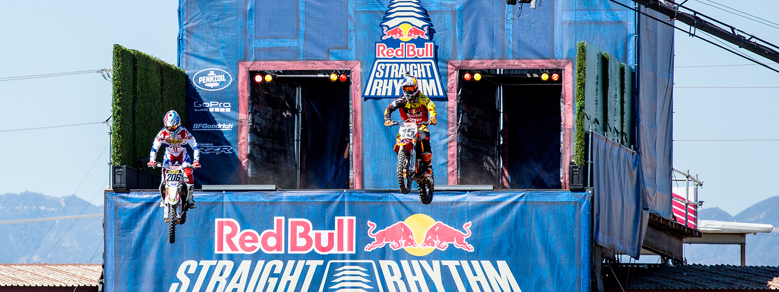 Red Bull Straight Rhythm 2019
