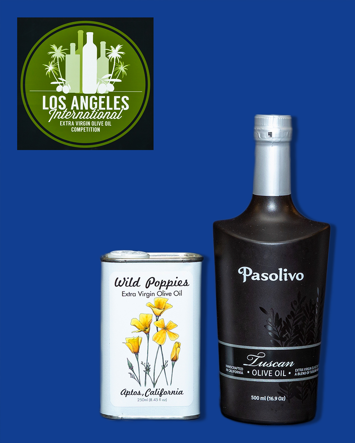 2019 LA International Olive Oil Best of Show - Domestic