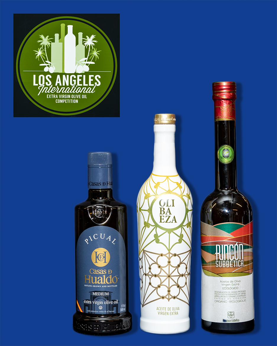 2019 LA International Olive Oil Best of Show - International