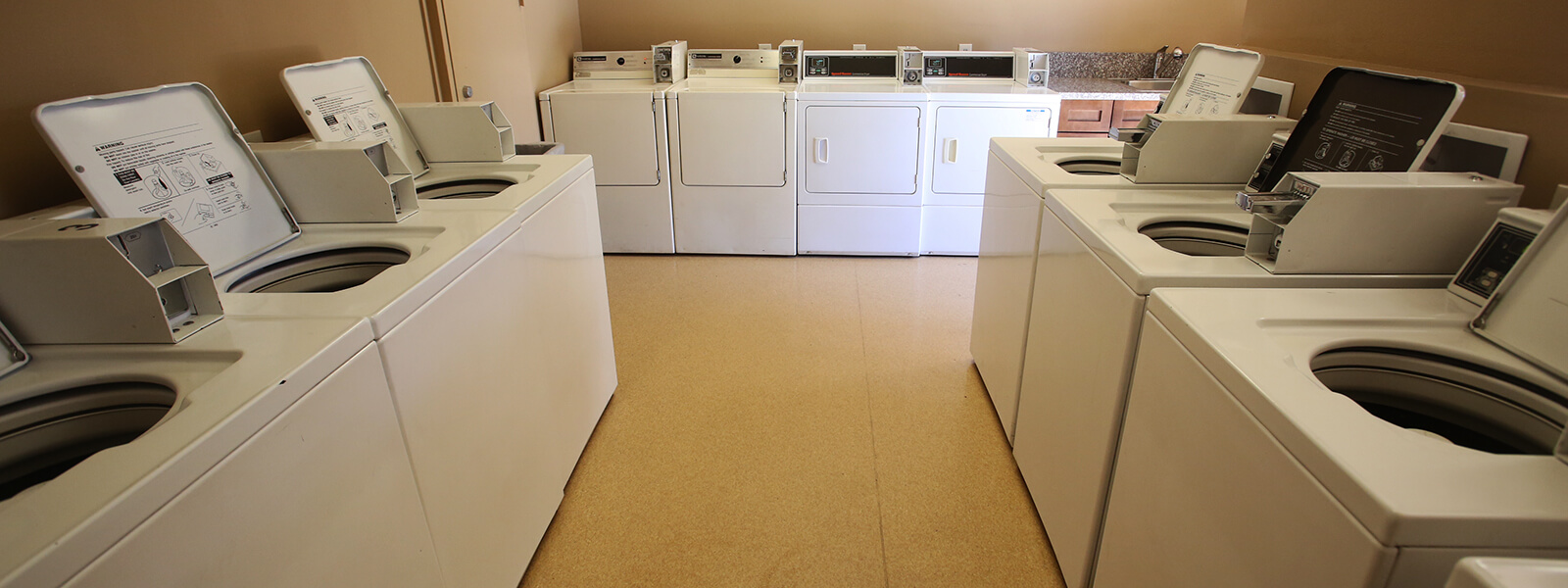 Fairplex RV Park Laundry